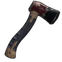Replacement Blade Hatchet Rust Skin