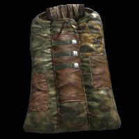 Ranger Bedroll Rust Skin