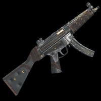 Rust Nomad MP5 Skins