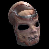 Flesh Facemask Rust Skin