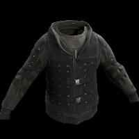 Army Armored Hoodie Rust Skin