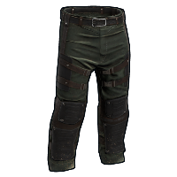 Army Armored Pants Rust Skin