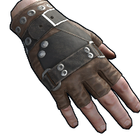 Rust Caravanner Gloves Skins