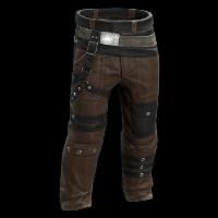 Caravanner Pants Rust Skin
