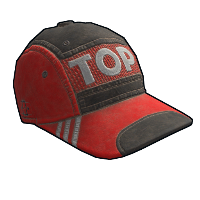 Top Cap Rust Skin