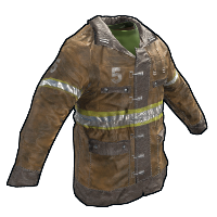 Rust Fireman's Jacket Skins
