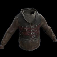 Looter's Hoodie Rust Skin