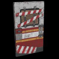Fire Truck Door
