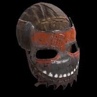Scrapyard Curse Rust Skin