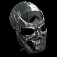 Overlord Mask Rust Skin