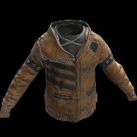 Metalhunter Hoodie Rust Skin