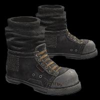 Metalhunter Boots Rust Skin
