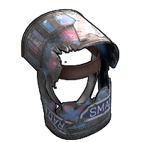 Epidemic Helmet Rust Skin