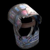 Epidemic Helmet