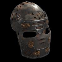Diesel Facemask Rust Skin