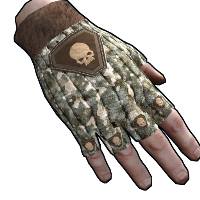 Rust Stalker Gloves Skins