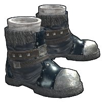 Arctic Wolf Boots Rust Skin