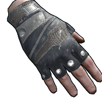 Rust Arctic Wolf Gloves Skins