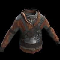 Rust Tailgunner Hoodie Skins