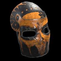 Clan Leader Mask Rust Skin