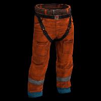 Rust Worker Pants Skins