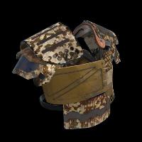 Desert Patrol Vest Rust Skin