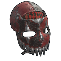 Red Dead Jester Rust Skin