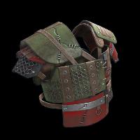 Freebooter Vest Rust Skin