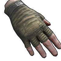 Rust Wasteland Hunter Gloves Skins