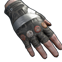 Rust Junklord Gloves Skins
