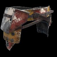 Raider Roadsign Pants Rust Skin