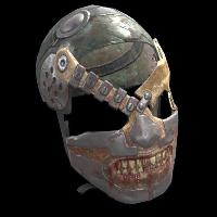 Warface Mask Rust Skin