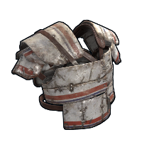 Cobalt Armor Vest Rust Skin