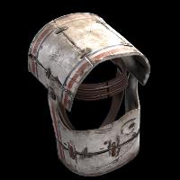 Cobalt Armor Helmet Rust Skin