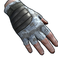 Rust Sky Seal Gloves Skins
