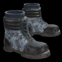 Sky Seal Boots Rust Skin