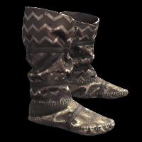 Rust Uprising Hide Shoes Skins