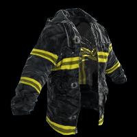 Fire jacket Rust Skin