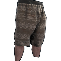 Uprising Hide Pants Rust Skin