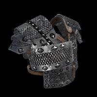 Spiked Metal Vest