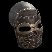 Machina Mask Rust Skin
