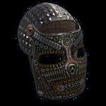 BoltFace Metal Facemask