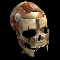 Human Sacrifice Mask