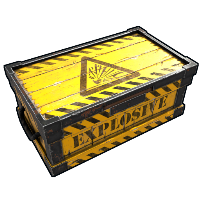 Rust Explosives Box Skins