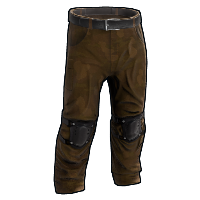 Steppe Camo Pants Rust Skin