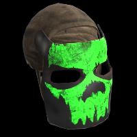 Rust Glowing Skull Skins