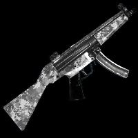 Digital Camo MP5