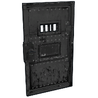 Incarceration Armored Door