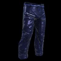 Recycled Tarp Pants Rust Skin