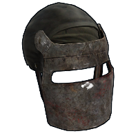 Industrial Protection Mask Rust Skin